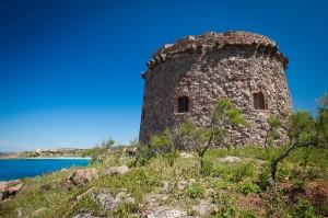 portoscuso torre spagnola lungomare porto paglietto la caletta sardegna sud ovest storia