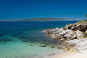spiaggia caletta vista carloforte isola sardegna sud ovest b&b sa cruxitta