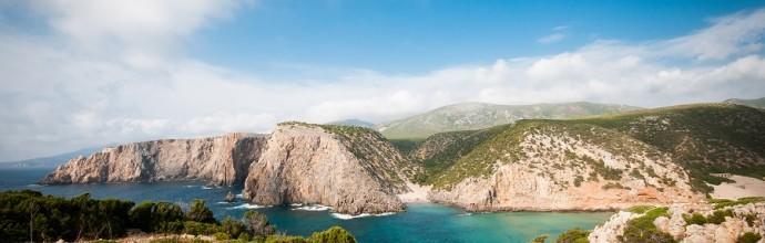 mare miniere sito archeologia industriale sardegna spiaggia vacanza culturale bed and breakfast sardegna
