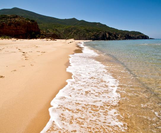 scivu spiaggia sardegna bed and breakfast sa cruxitta