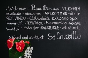 welcome benvenuti bed and breakfast sardegna vacanze sa cruxitta portoscuso