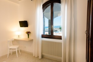 stanza vista mare bed and breakfast sa cruxitta portoscuso sardegna