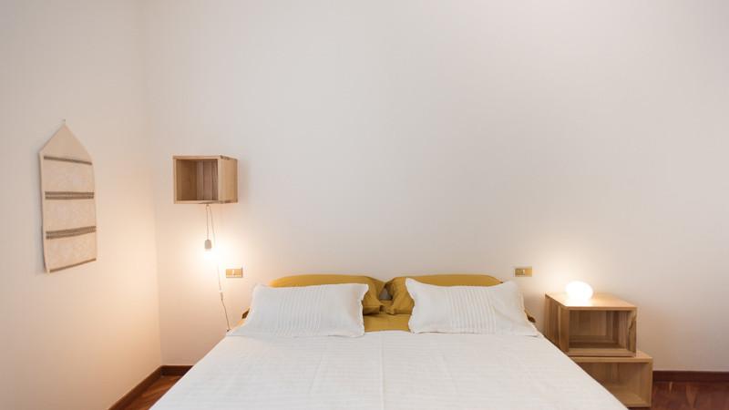 camera matrimoniale appartamento affitto vacanza sardegna portoscuso b&b sa cruxitta